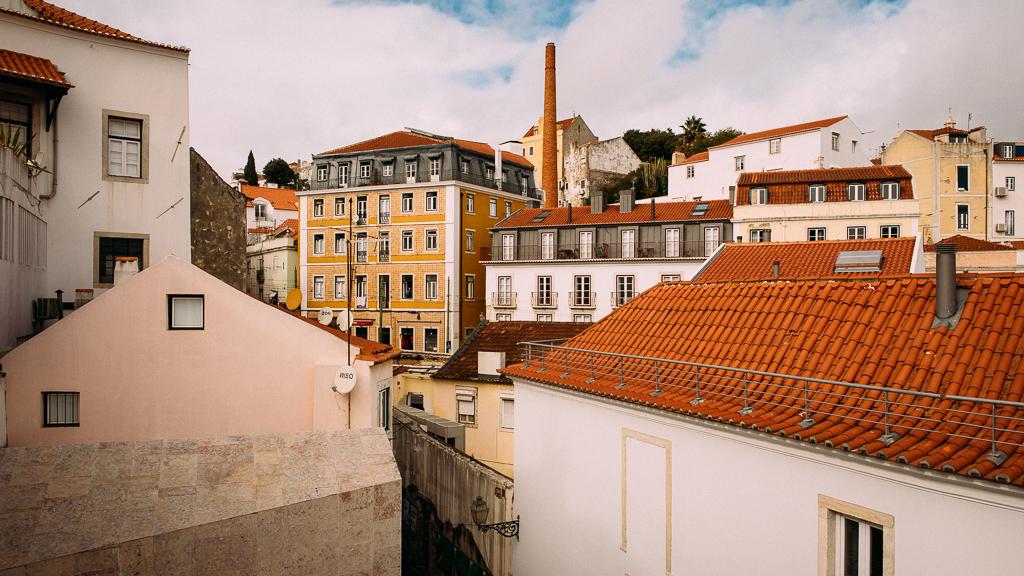 Pocztówka z Lizbony