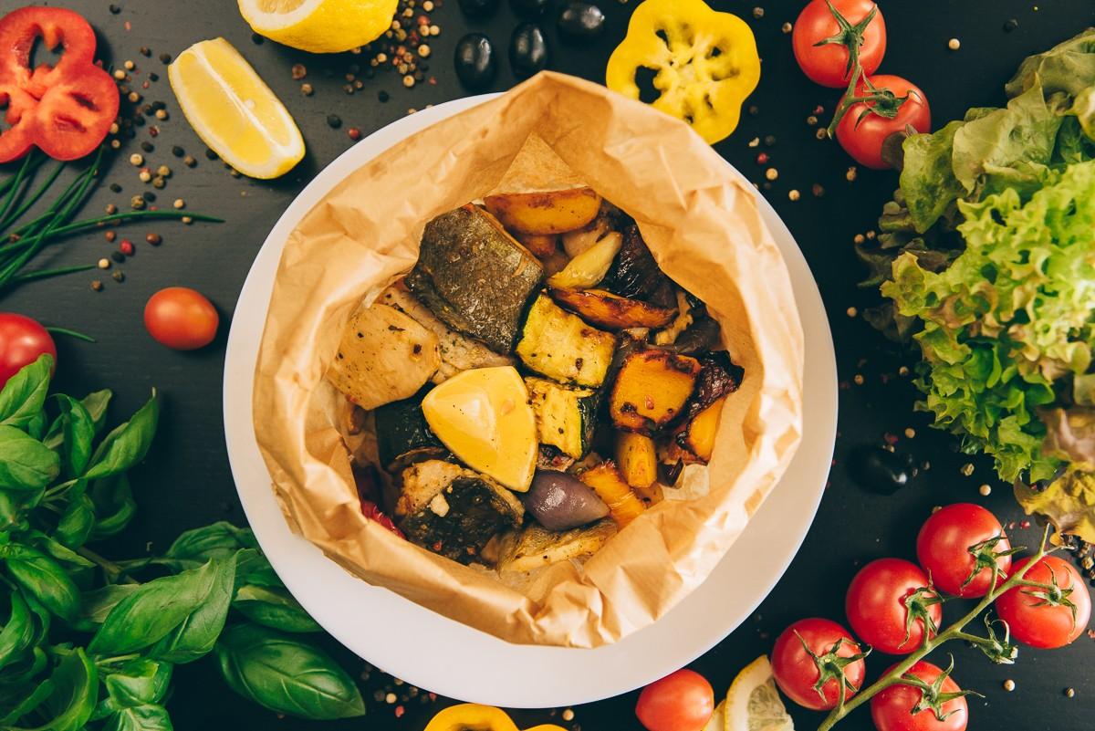 Pstrąg Pustelnia- sesja kulinarna